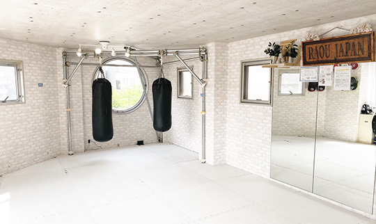 RAOU JAPAN キックボクシングジム
