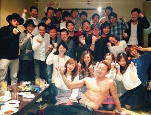 RAOU JAPAN新年会&総会の模様。本当に素敵な仲間に恵まれました。ありがとうございます!!