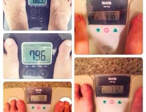 3ヵ月で6kgダウン。キックボクシングで減量順調!|アラフォー部♂♀@KOUJI
