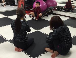 福岡市中央区薬院で元気に活動するRAOU JAPAN キックボクシングジムの日常