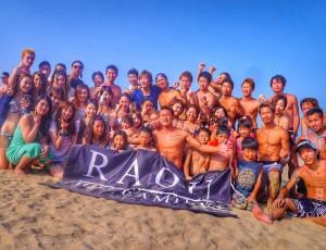 毎年恒例RAOUのBBQ大会in志賀島!!