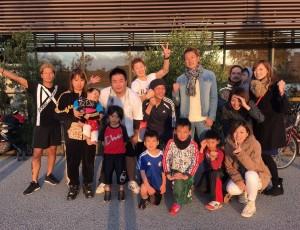RAOU JAPAN 第1回マラソン大会開催しました!!