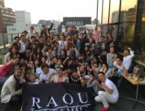 RAOU JAPAN 2周年パーティー!!