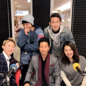 RAOUメンバーがラジオ出演♡