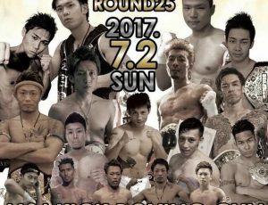 2017年7月2日(日) KING OF STRIKERS ROUND25!!