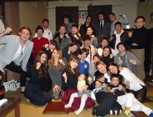 2017年RAOUキックボクシングジム忘年会!