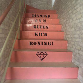 5月14日Diamond Gymオープンしました♡