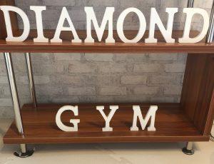 本日14日♡皆様のお陰でDiamond Gymオープンしてから1ヶ月が経ちました♡いつもありがとうございます♡