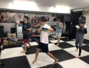 新年度突入!!!春の訪れとともにキックボクシング!!!