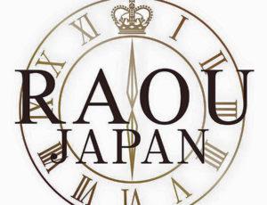 RAOU JAPAN6周年‼️✨